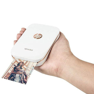 white Pocket Photo Printer