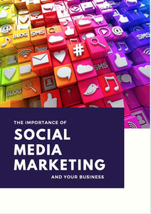 E - Book: Social Media Marketing and your Business - Lash'd Eyelashes