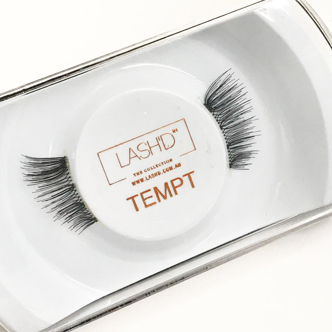 'TEMPT' - Lash'd Eyelashes