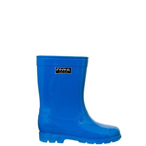 Abel Youth Blue Rain Boots
