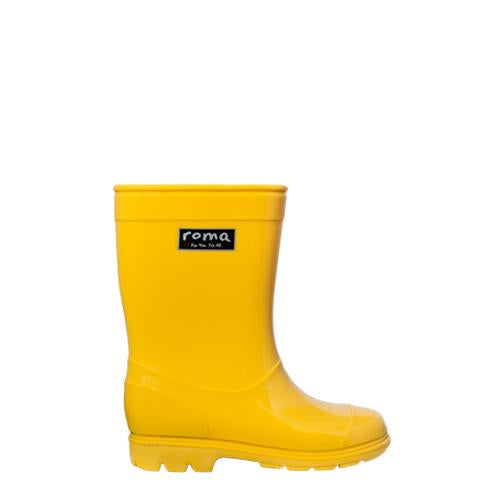 Abel Youth Yellow Rain Boots