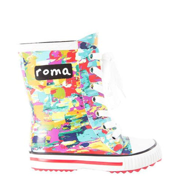 Ilona Youth Art 4 Rain Boots