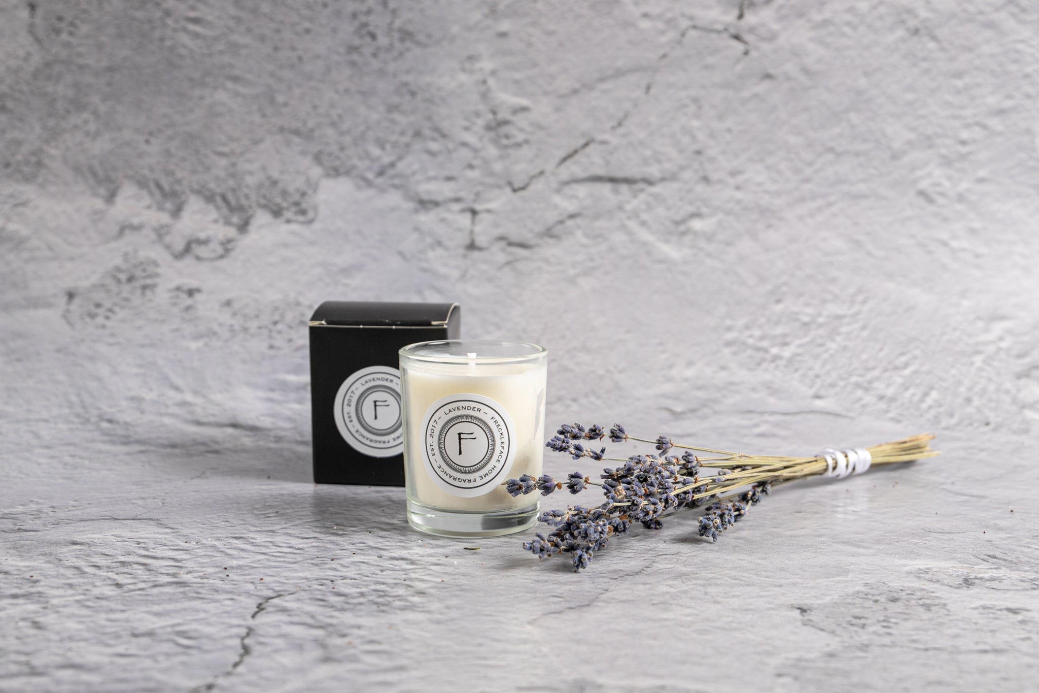 Freckle Face Home Fragrance Lavender Candle
