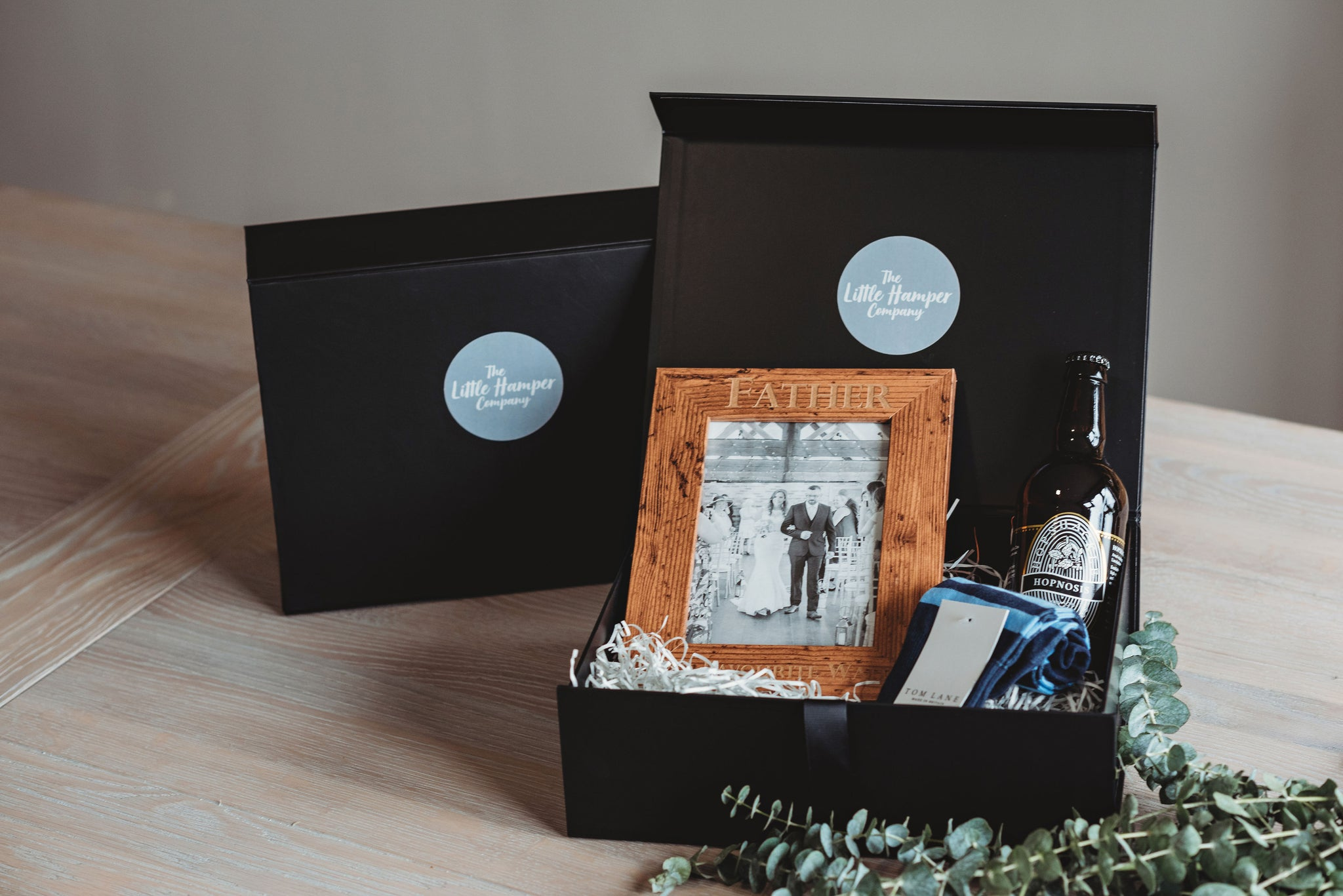 Father of the Bride Hamper