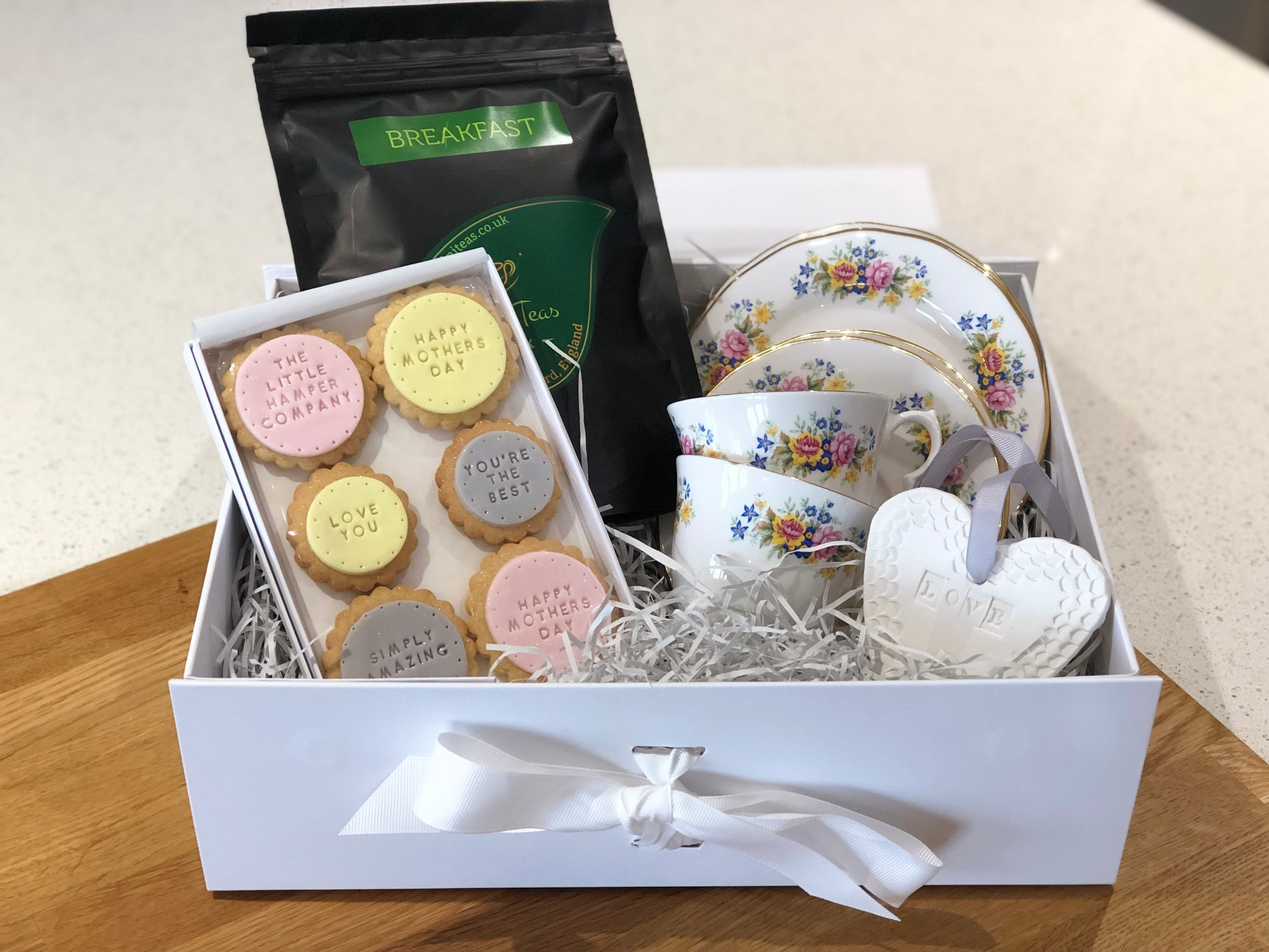 Mother's Day Tea and Biscuits Hamper