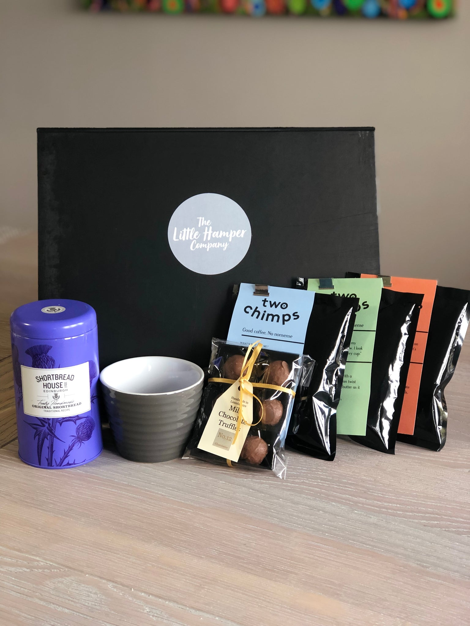 Coffee Hamper For Him