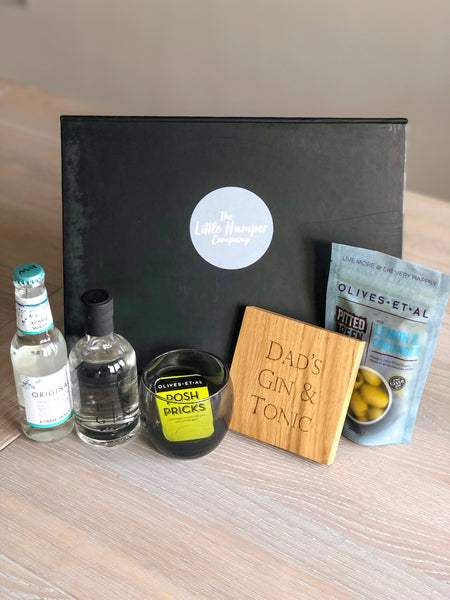 Father's Day Gin and Tonic Hamper
