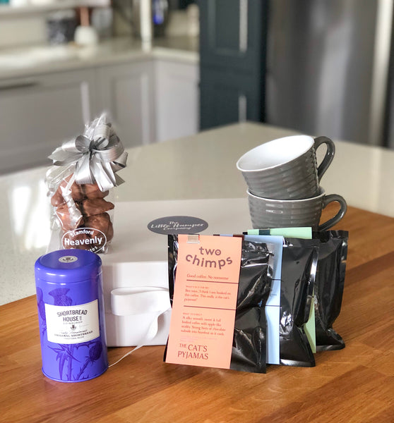 Coffee Lovers Hamper For Two