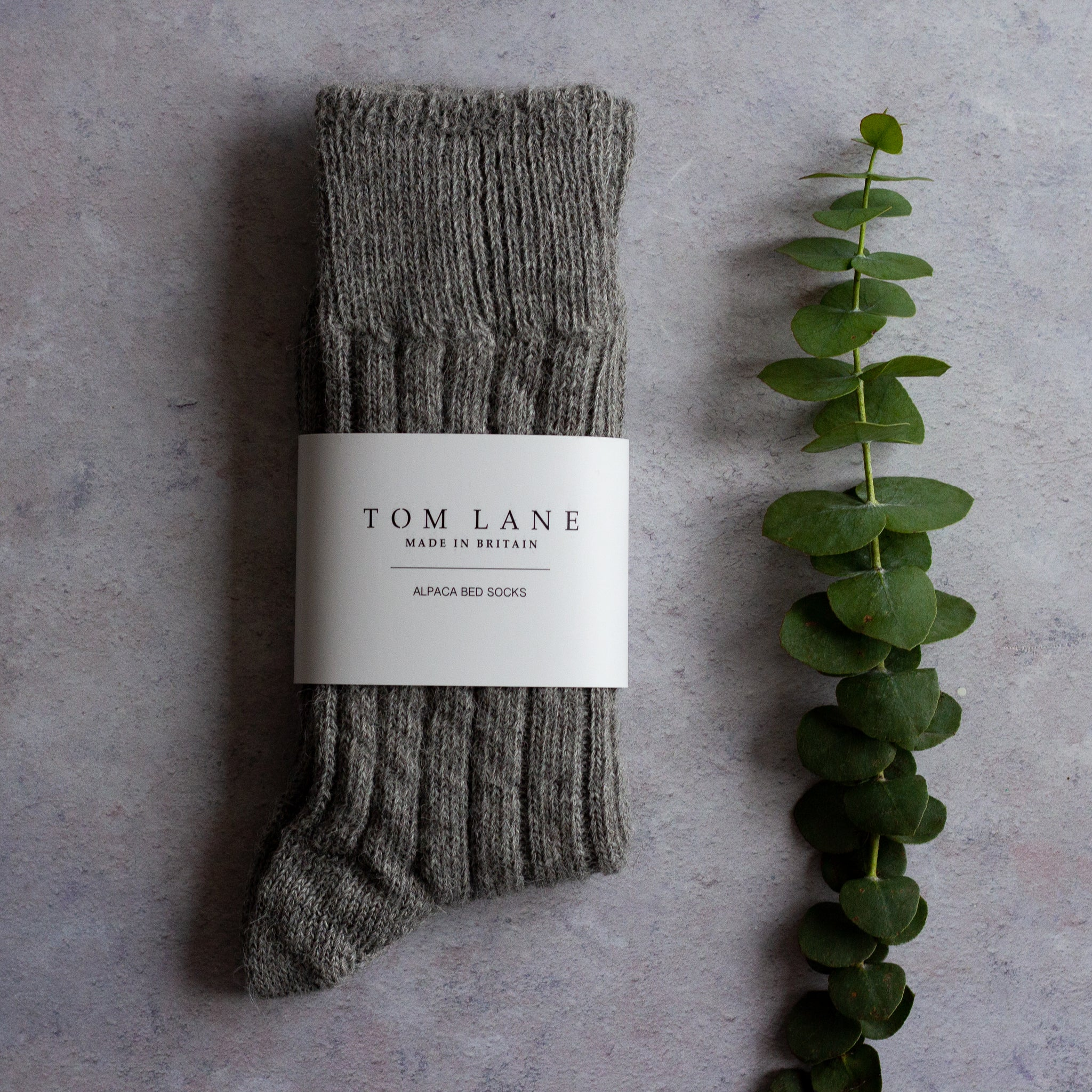 Tom Lane Alpaca Bed Socks