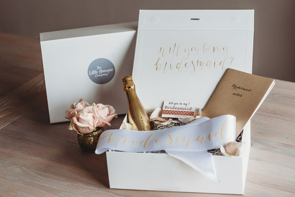 Bridesmaid Proposal Hamper