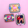 3 brooches promo pack Mouchkine Jewelry fun couture and kawai
