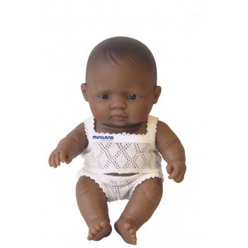 Anatomically Correct Latin Baby Boy 21cm