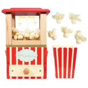 Load image into Gallery viewer, Wooden Popcorn Machine