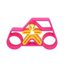 Load image into Gallery viewer, My First Car - Bright Pink Yellow