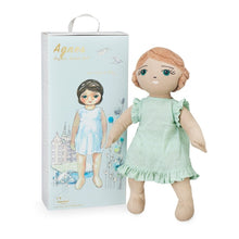 Load image into Gallery viewer, CAM CAM Organic Textile Doll Agnes