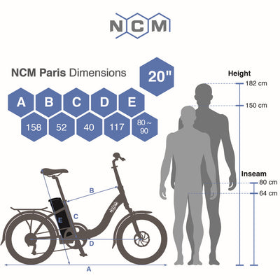 NCM Paris Foldable