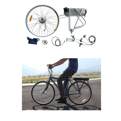 E-Go Ebike Kit - Front Wheel Drive