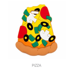 Silli Chew Baby Teether - Pizza
