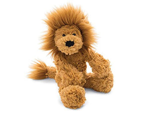 Squiggles Lion - Jellycat