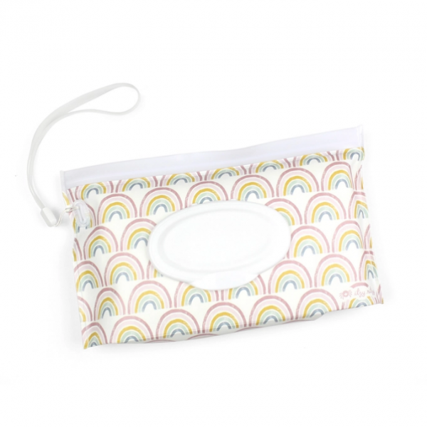 Take and Travel Reusable Wipe Case