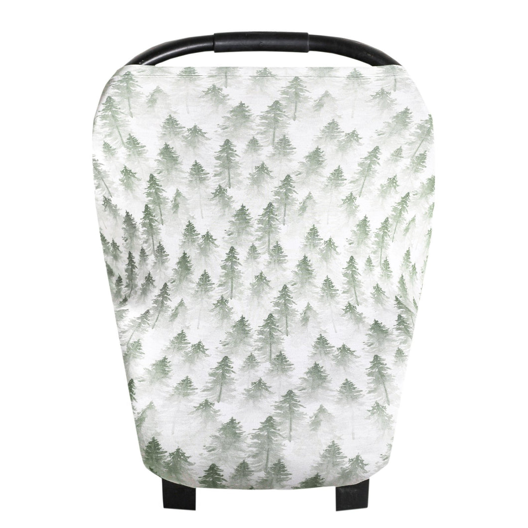 5-in-1 Multi-use Cover - Evergreen