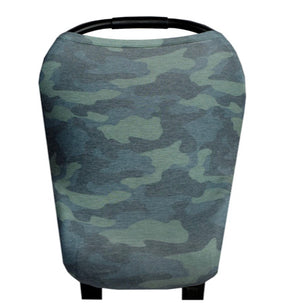 5-in-1 Multi-use Cover - Hunter