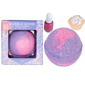 Beauty Surprise Bubble Bath Bomb
