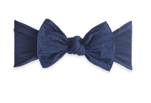 Basic Bow - Navy