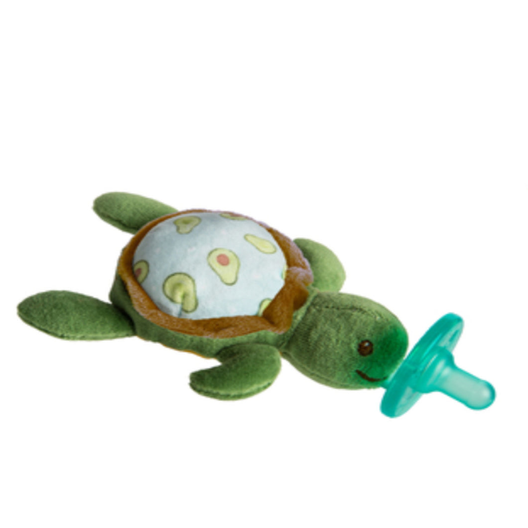 Wubbanub Pacifier - Yummy Avocado Turtle