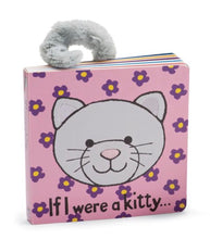 Jellycat Book - If I were a kitty