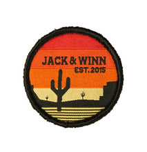 Jack & Winn Patch Hat - Black