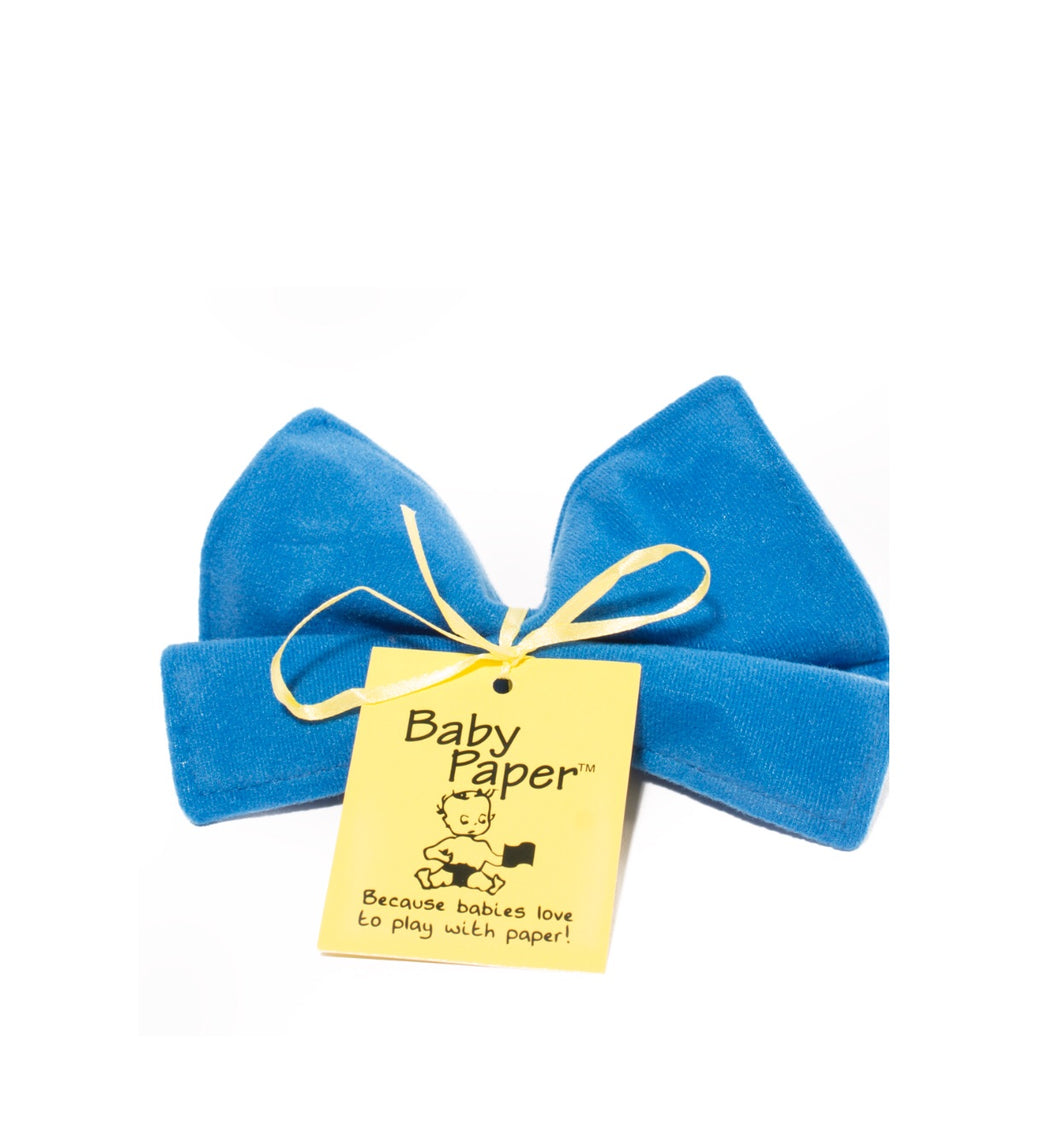 Baby Paper - Blue