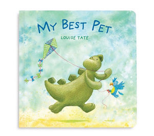 Padded Book - My Best Pet