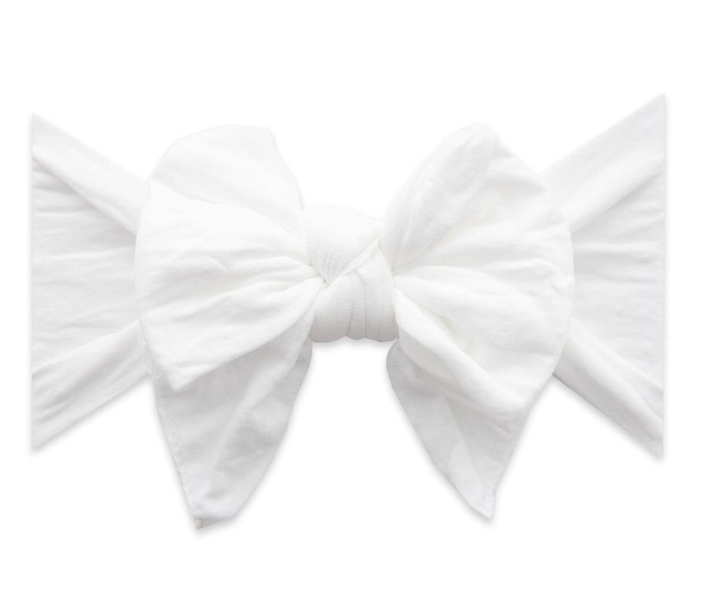 Dang Enormous Bow - White Dot