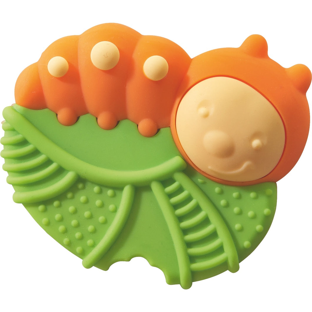 Clutching Toy Caterpillar Teether