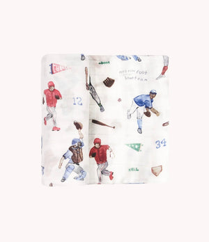 Deluxe Muslin Swaddle - Home Run