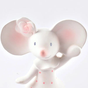 Meiya The Mouse All Rubber Rattle Toy