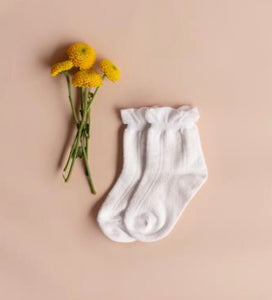Ankle Socks - White