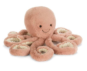Little Odell Octopus - Jellycat