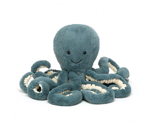 Little Storm Octopus - Jellycat