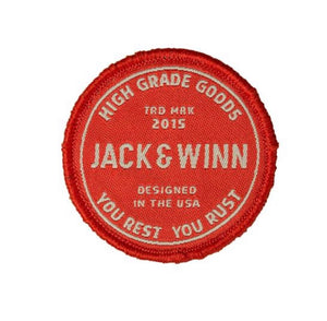 Jack & Winn Extra Hat Patches