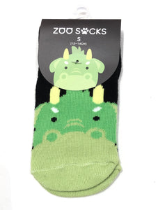 Zoo Socks - Dragon