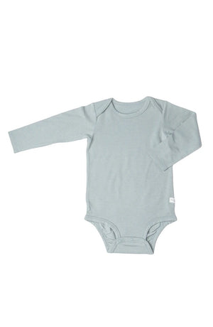 LS Bodysuit in TENCEL - Slate