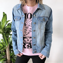 Mama Bolt Denim Jacket