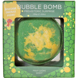 Dinosaur Surprise Bubble Bath Bomb