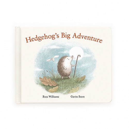 Book- Hedgehogs Big Adventure