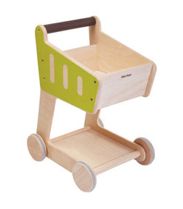 Plan Toys Shopping Cart