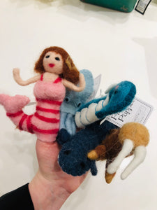 Nautical Finger Puppets