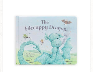 The Hiccuppy Dragon Book - Jellycat
