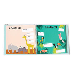 Memory Book - Little Animal Lover
